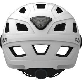 ABUS Hyban+ Helmet white, smoke visor